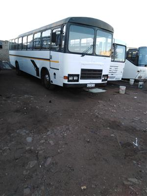 60 seater Mercedes bus