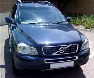 2012 Volvo XC90 D5 Executive Plus