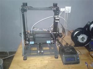 3D printers to swop for Caravan