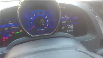 2012 Honda CRZ CR Z hybrid