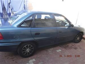 1995 Opel Astra sedan 1.6 Essentia