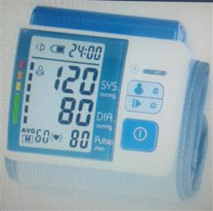 Wrist Type Auto blood pressure monitor
