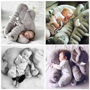 Elephant Long Nose Pillow NEW