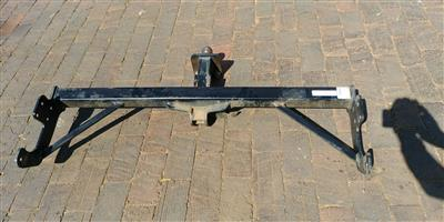 Tow Bar for Hilux D4D Shape