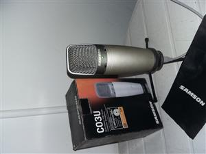 Microphone - Samson CO3U