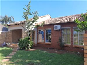 For sale. Equestria, Modern,Townhouse with large,private garden for sale in popular Overberg Estate..