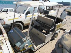 Golf Carts, LDV's and other Machinery in Scorpion Zinc Online Auction