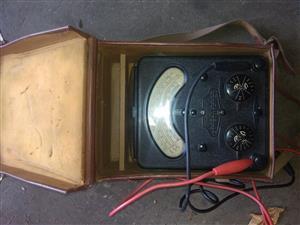 multimeters old school.