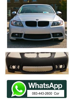 """BMW E90/4D LCI """"09-11"""" M3 LOOK, FRONT BUMPER"""