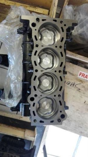 NEW TOYOTA QUANTUM 2.7 OIL PUMPS, TAPPET COVERS, CYLINDER HEADS, SUB UNITS, CONRODS AND  CRANKSHAFTS