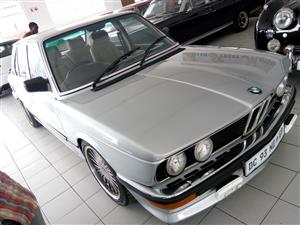 1983 BMW 5 Series 535i M Sport