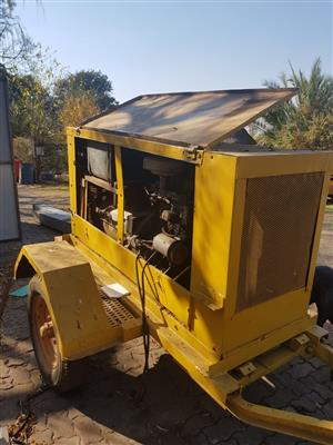 Hobart Brothers Welder Generator for sale