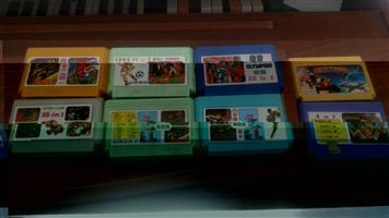 OLD TV GAMES