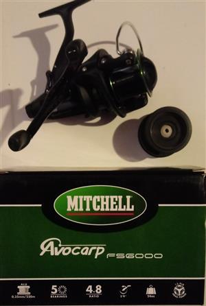Mitchelle Avocarp FS6000