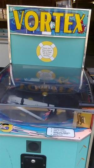 Vortex coin machine for sale