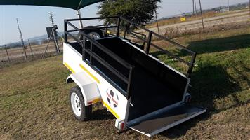 NEWLY LAUNCHED SMALL TRAILERS - PRO BUSH -