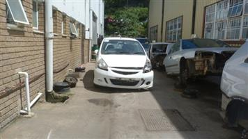 HONDA JAZZ 2007 CURRENTLY STRIPPING