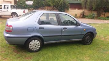 2003 Fiat Siena 1.6 ELX