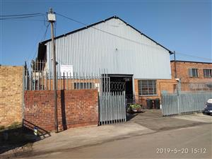Factory For Sale - Knights, Germiston
