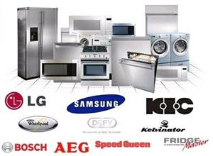 All appliance,air conditioner repairs,Domestic and commecommercial,includes all catering,bakery,butchery, laundry equipment