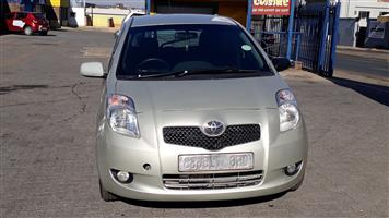 2010 Toyota Yaris 1.3 5 door T3 Spirit