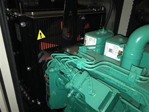 2 x Cummins 50 Kva Generator te koop