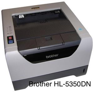 Second hand Brother HL-5350DN Printer