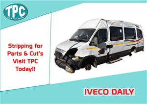 Iveco Daily for Sale at TPC