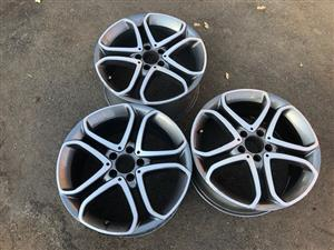 """Mag Wheels for Mercedes Benz 18"""""""