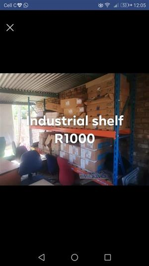 Industrial shelf for sale