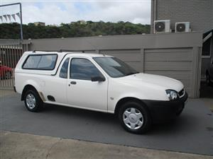 2008 Ford Bantam 1.6i