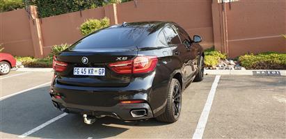 2015 BMW X series SUV X6 xDrive40d Sport
