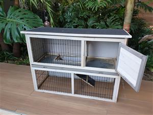 Rabbit/Guinea Pig hutch for sale