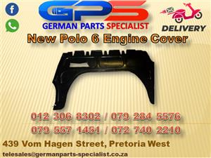 New VW Polo 6 Engine Cover for Sale