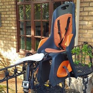 Polisport Bubbly Rear Child Seat