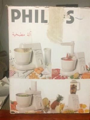 Phillips Mixer, blender, shredder -mincer