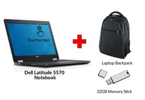Refurbished DELL LATITUDE E5570 Core i7 Notebook
