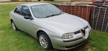 2002 Alfa Romeo 156 2.0 Lusso