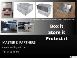 Big or Small we Build them all, Safety and Security won't be a PROBLEM!!!