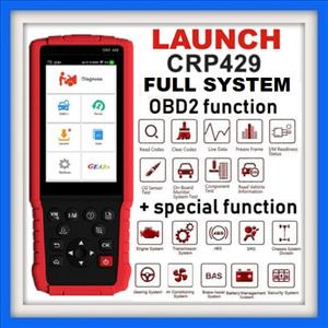 Launch X431 CRP429 Full-System OBDII Auto Diagnostic Device