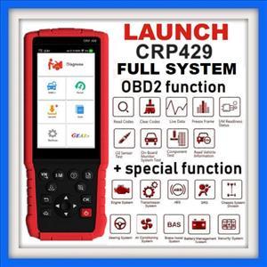 Launch X431 CRP429 Full-System OBDII Auto Diagnostic Device