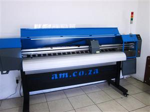 F-1604/XP600/ECO FastCOLOUR Lite 1600mm EPSON® XP600 Printhead Budget Eco-Solvent Large