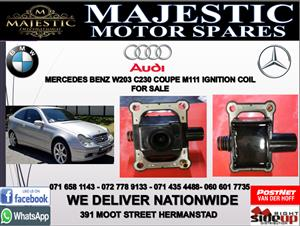 Mercedes benz W203 C230 ignition coil M111 for sale