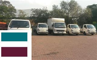 Moving transport for furniture removals