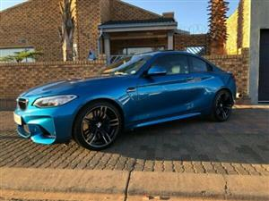2017 BMW M2 coupe M2  COUPE COMPETITION (F87)