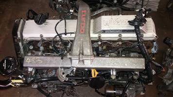 Toyota Landcruiser 4.2 TDi Engine  # 1HD