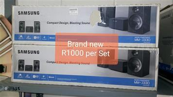 Samsung speaker sets for sale