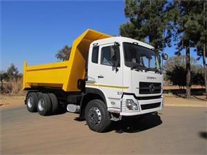 Tipper Trucks and TLB for Hire
