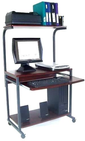 Compact PC Workstation