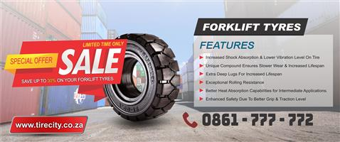 Tyre Importer in Durban Including | Forklift tyres | TLB Tyres | Tractor Tyres | Bobcat Tyres | In KZN